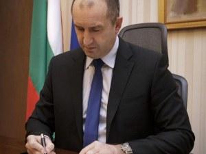 Президентът освободи Иво Христов от длъжността началник на кабинета си