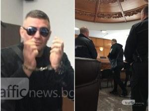 Райфъла жали 13 години затвор пред съда: Аз съм почтен бизнесмен, жертва съм на Загорски