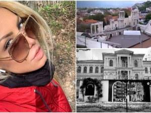 Венета Харизанова си подари ден за разходка в Пловдив
