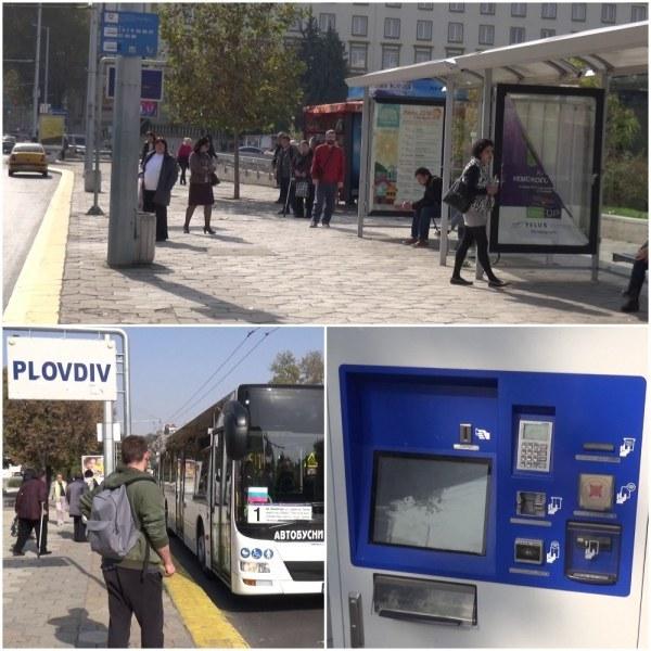 Превозвачи саботират системата за 20 млн. лева в градски транспорт на Пловдив, Общината – пас