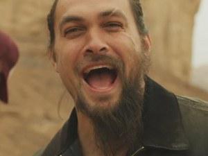 Джейсън Момоа обръсна брадата си с благородна цел