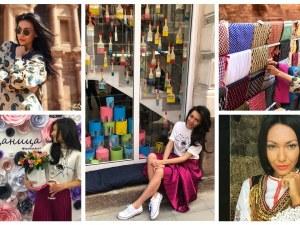 Инфлуенсърка отвори цветно арт ателие в Пловдив! Мечтае да живее в Африка
