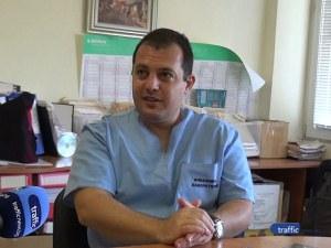 Младите лекари на Пловдив: Д-р Николов спасява пациенти на прага на смъртта