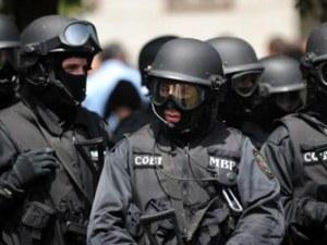 Офицер от отряда на баретите хванат с откуп за краден