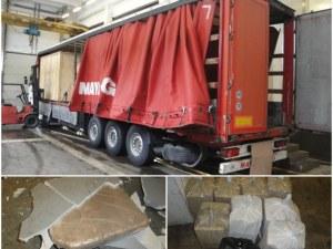 Публикуваха ВИДЕО от удара на 288 кг хероин - трафик за Пловдив