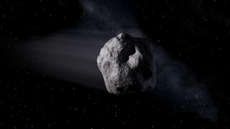 Астероид с размерите на къща прелетя край Земята