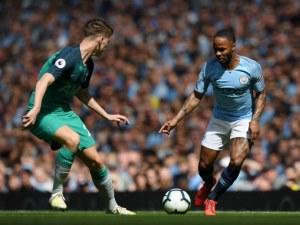 Манчестър Сити си върна на Тотнъм за Шампионската лига