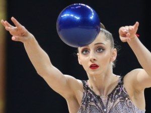 Боряна Калейн грабна среброто на топка на Световната купа в Ташкент