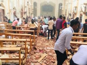 Кървав Католически Великден в Шри Ланка! Загиналите станаха 185