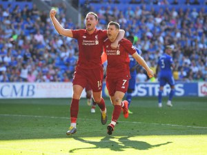 Ливърпул се върна на върха, чака помощ от Юнайтед