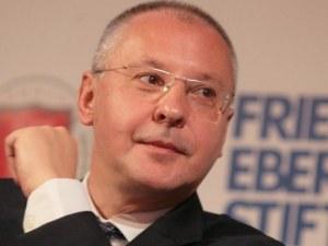 Станишев: Аз съм първият в държавата, който се противопостави на ГЕРБ