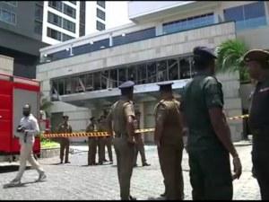 Задържаха седем души заради експлозиите в Шри Ланка