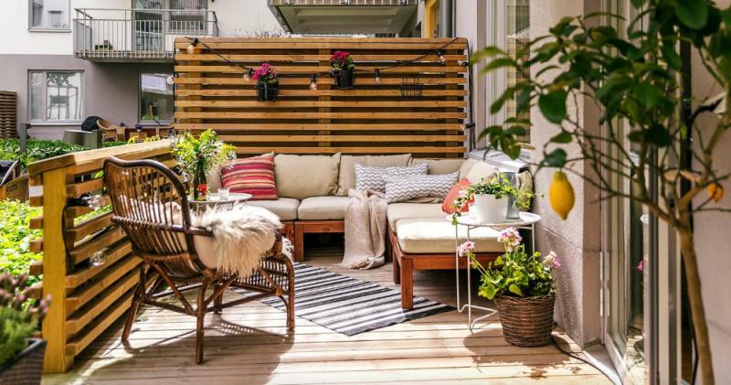 Как да направим балкона най-уютното място в дома?