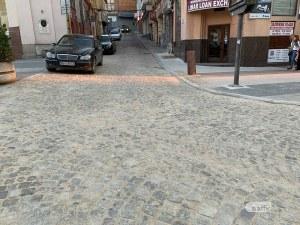 Приключи ремонтът на улица в центъра на Пловдив, пуснаха движението
