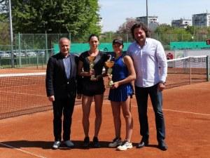 Рускиня и французин спечелиха силния тенис турнир в Пловдив