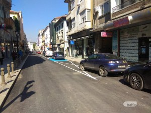 Завърши ремонтът на важна улица на пъпа Пловдив – пуснаха движението