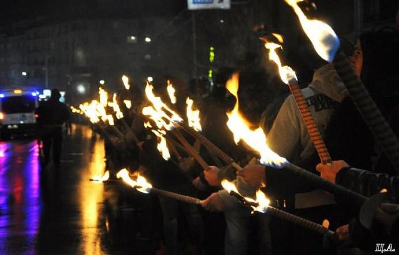 Външно скочи на нацистката сбирка: Вандалските прояви – вън от България!