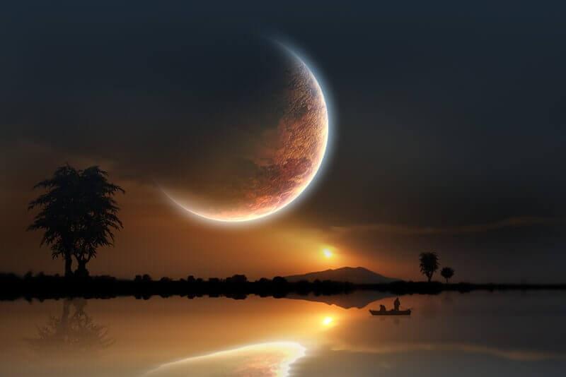 Луната влияе на либидото ни! Даже не подозирате колко зависим от фазите й