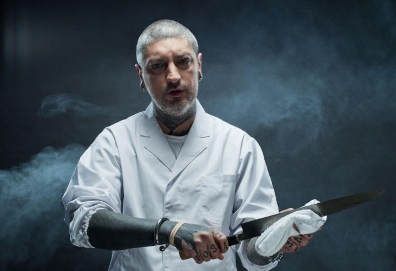 Шеф Михалчев с уникално кулинарно шоу на Tattoo Fest Sofia