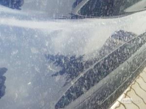 Пясък от Сахара в дъжда над София и Пловдив. Той спря – колите мърляви!