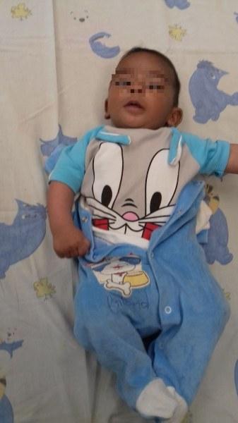 Арестуваха го! Бащата на изоставеното бебе в Пловдив с белезници