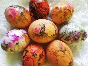 10 оригинални идеи за украса на великденски яйца