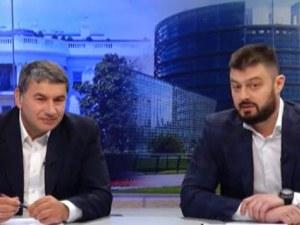 Еврошоу или евровот? Бареков не води листа, даде №1 на Байрактаров