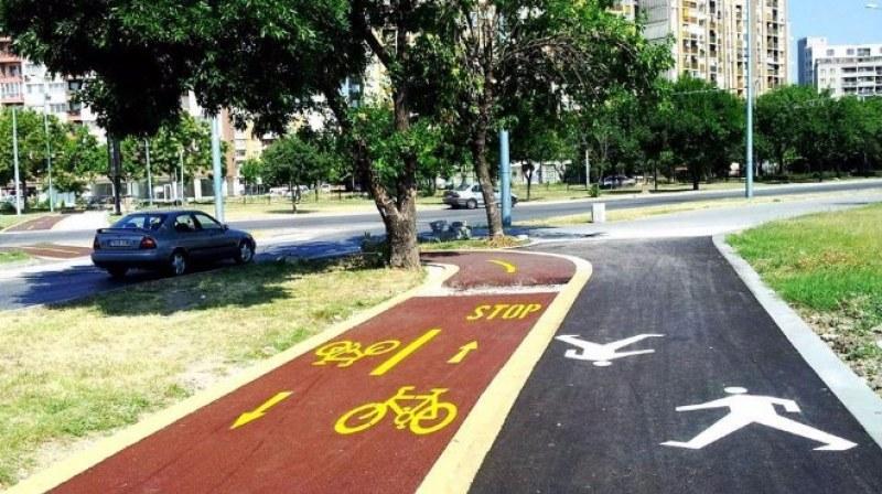 Всички булеварди в Пловдив с велоалеи, свързват и Околовръстното с трасета за колоездачи