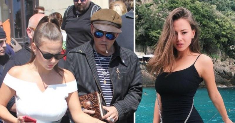 Джони Деп се жени за 20-годишна руска танцьорка?