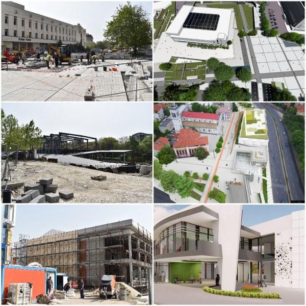 Кога ще са готови най-важните обекти на Пловдив за 2019 година?