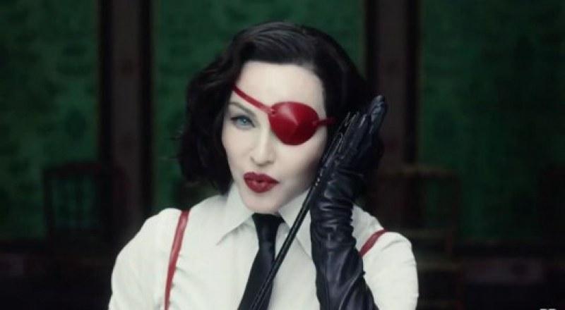 Мадона се завърна с нов клип след 4-годишна пауза