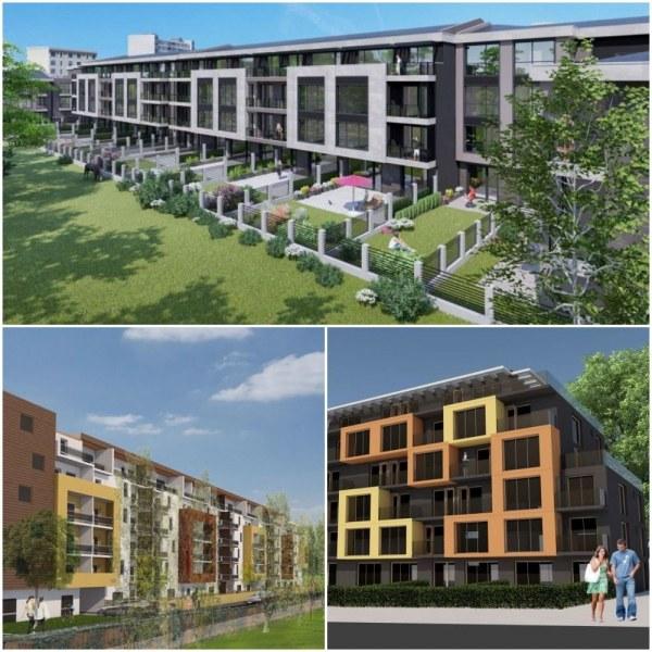 Расте интересът към жилищата в най-зеления район на Пловдив – три комплекса приковават погледите