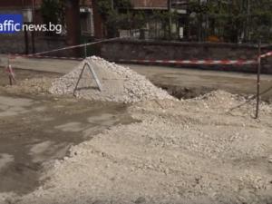 Авария остави пловдивско село без вода за 30 часа