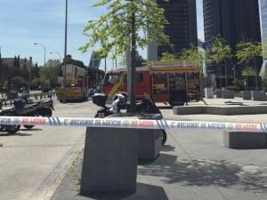 Българин арестуван за фалшива бомбена заплаха в Мадрид