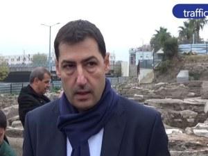 Кметът Иван Тотев: Пловдив ликува! Това е финалът на финалите
