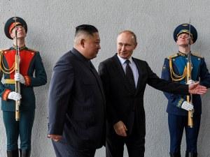 Путин определи срещата си с Ким Чен Ун като