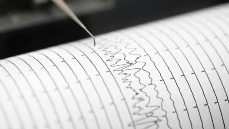 Земетресение с 6,2 разтресе близо до бреговете на Африка