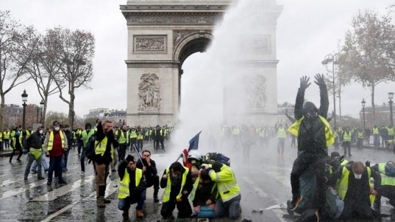 17 млрд. евро ще струват на Франция протестите на