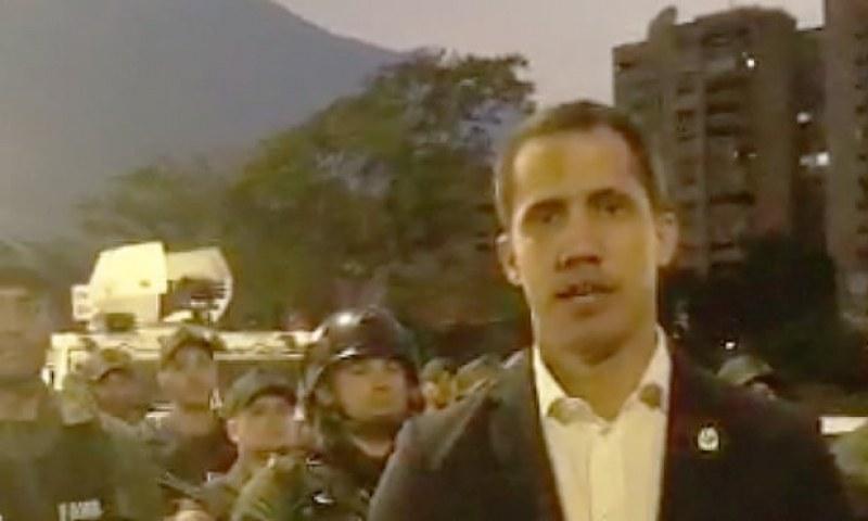 Хуан Гуайдо: Идва краят на Мадуро!