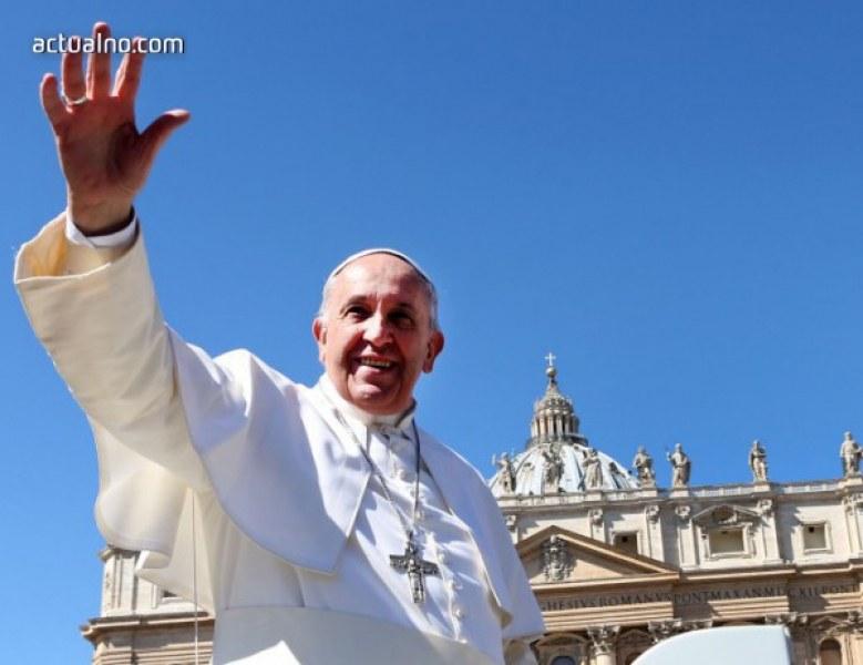 Контролиран достъп до папа Франциск! Ако искате да го видите, трябва да знаете това
