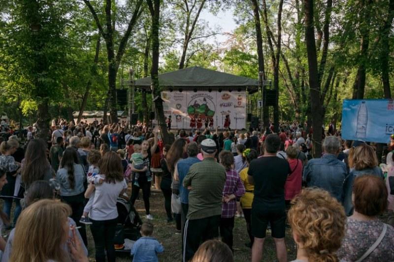 Народна музика отново ще озвучи Лаута! Предстои Народен събор