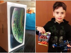 Ясен е късметлията, спечелил чисто нов айфон XS от играта с фурми Queen`s Diamond!