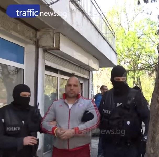 Глобиха с 5000 лева една от големите таксиметрови фирми в Пловдив, свързана със Стефан Балимезов