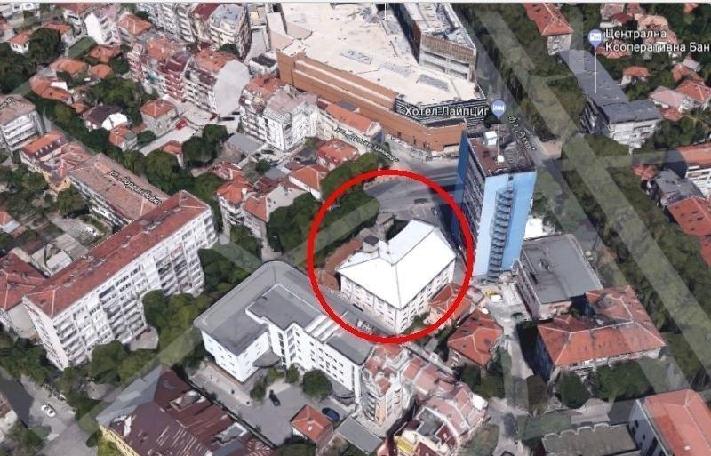 Избират между 7 проекта за най-големия многоетажен паркинг, който предвиждат в Пловдив