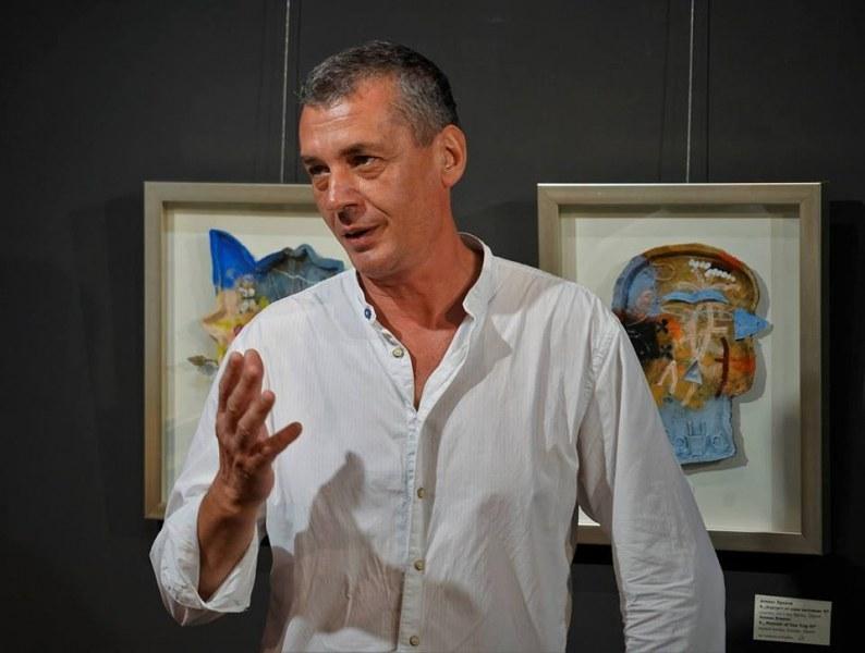 С художника Наско Хранов в SAILOR'S BAY - бара на авантюристите, които прекосяват Атлантика на СТОП