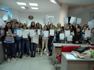 Деца от Рогош и Царацово спечелиха екскурзия заради победа в състезание за народните будители