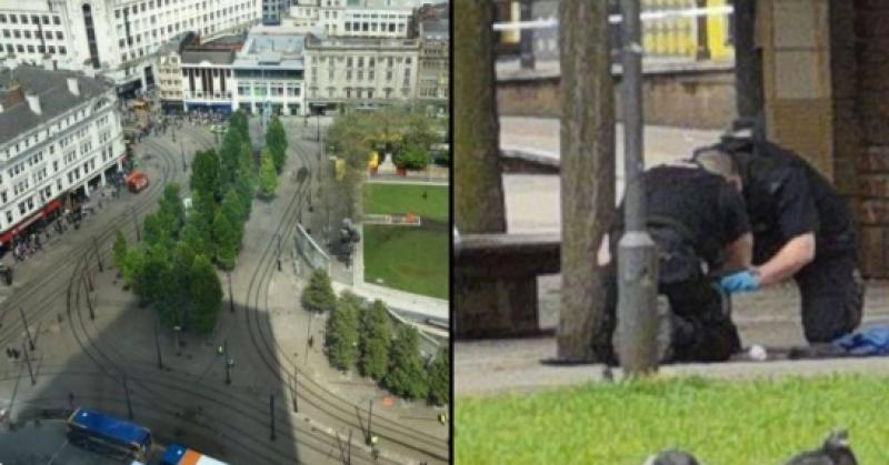 Отцепиха центъра на Манчестър заради съмнителни пакети