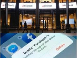UniCredit напуска Facebook, Messenger и Instagram