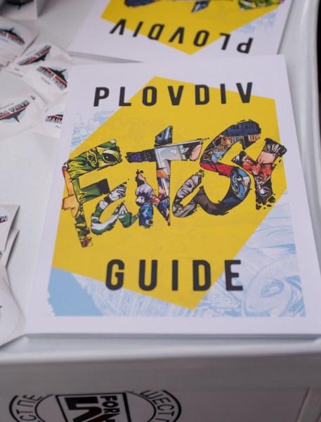 Комикс-пътеводител на Пловдив разказва хилядолетната история на града