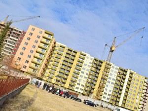 Пловдив рекордьор по брой на строителни разрешения, в София започва строежа на нови 3 000 жилища